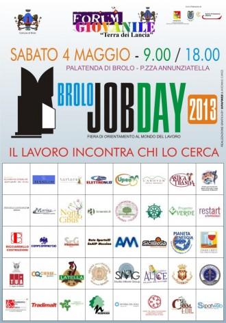 Brolo Job Day 2013