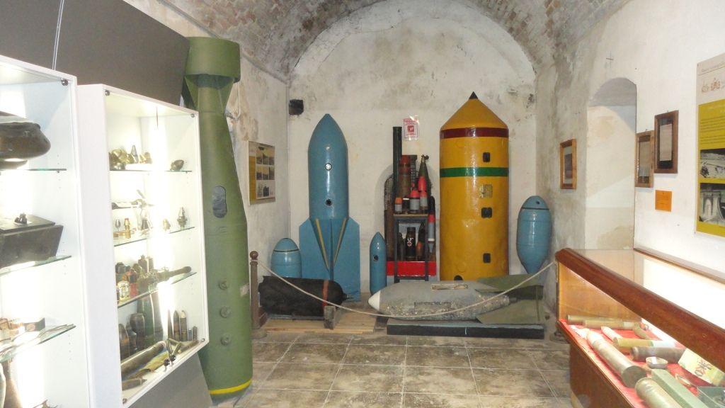 tn FORTE CAVALLI Il Museo