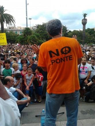 Renato in piazza