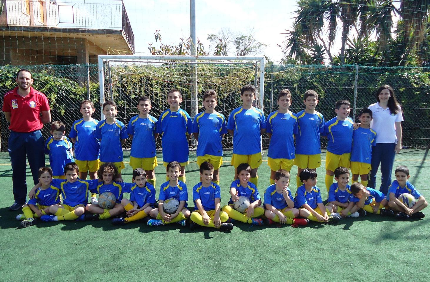 Scuola Calcio ASP Ganzirri