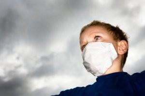 bambini inquinamento