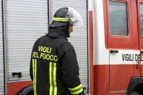 Incendio a Villafranca: distrutto il Noirè
