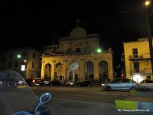 Chiesa Santa Maria di Gesu piazza palazzotto