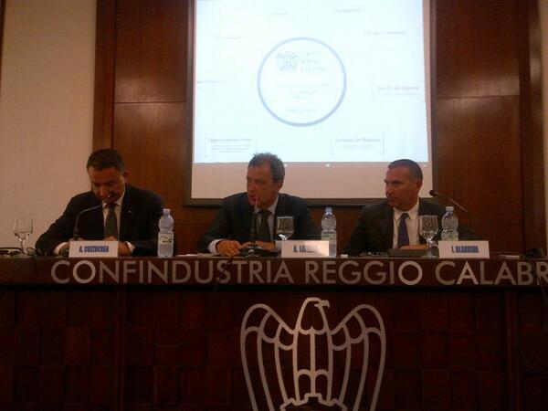 Confindustria Reggio e Messina