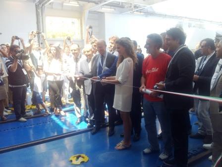 Inaugurazione Nave Messina