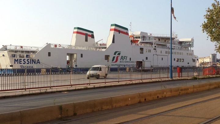 Nave Messina