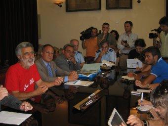 conferenza Accorinti Verde pubblico