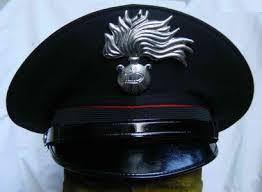 carabinieri cappello
