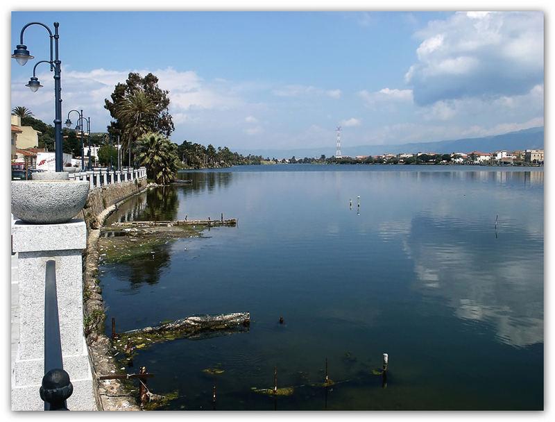 lago ganzirri