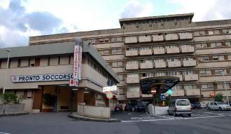 Foto ingresso pronto soccorso - Policlinico di Messina