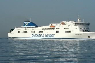 caronte-tourist