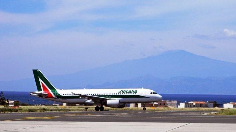 aereo Alitalia Reggio Calabria