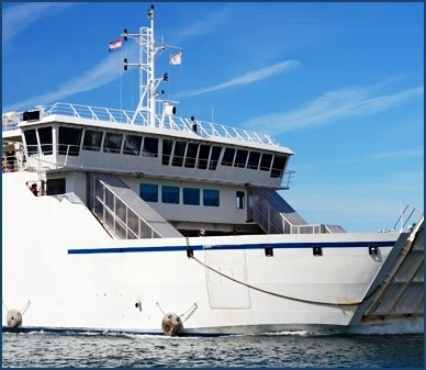 traghetto meridiano