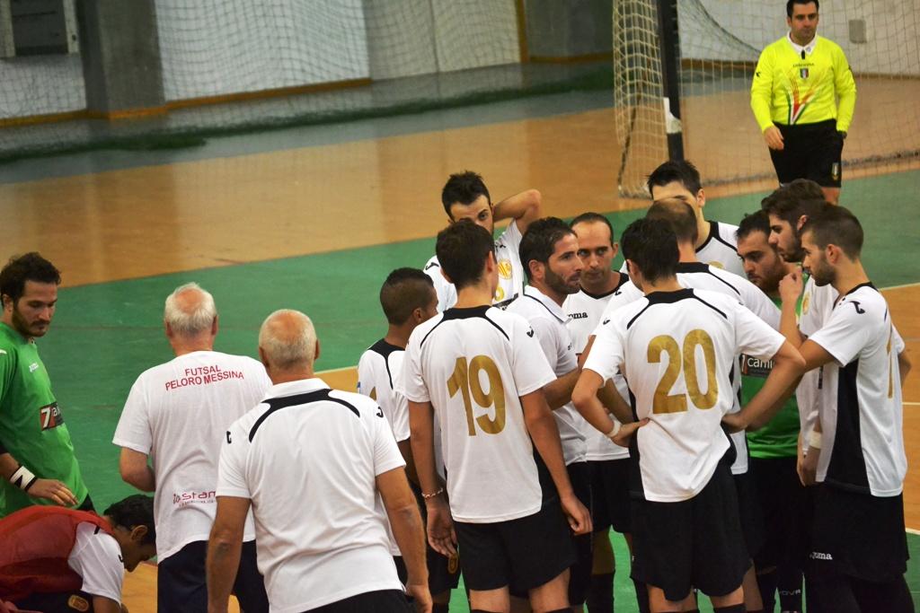 Futsal Peloro Messina1
