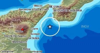 terremoto stretto