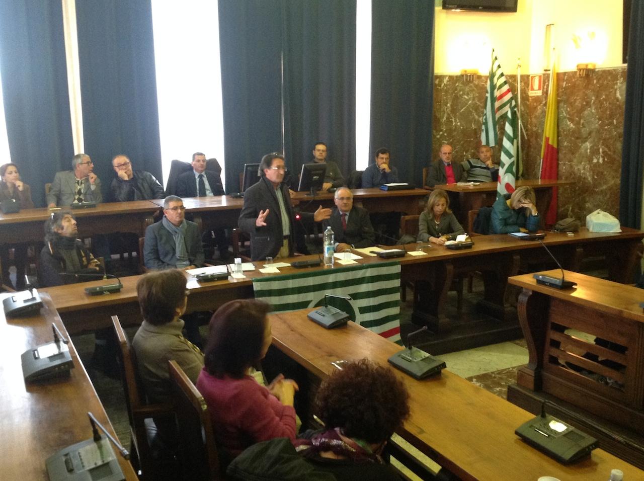 assemblea cisl fp