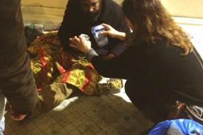 """Messina risponde alla povertà, alla Stazione centrale c'è """"Help center"""" per i senzatetto"""