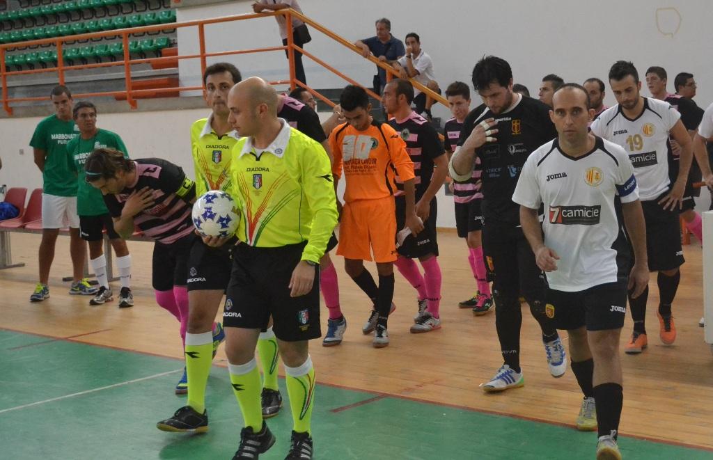 Ingresso Futsal Peloro Messina