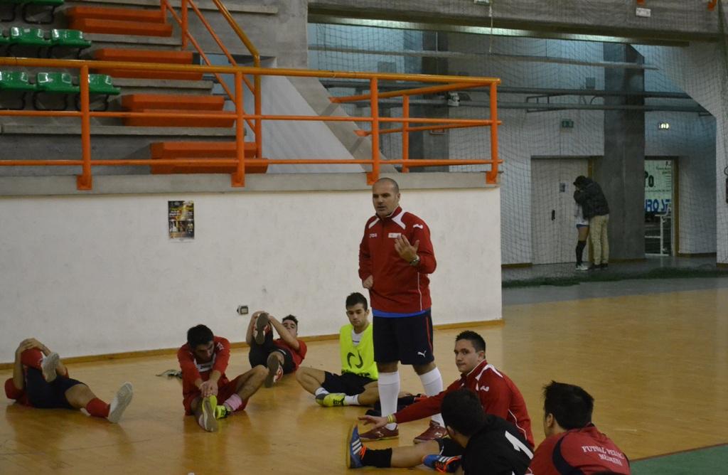 Stefano Bosco allenamento1