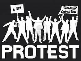 protesta tares