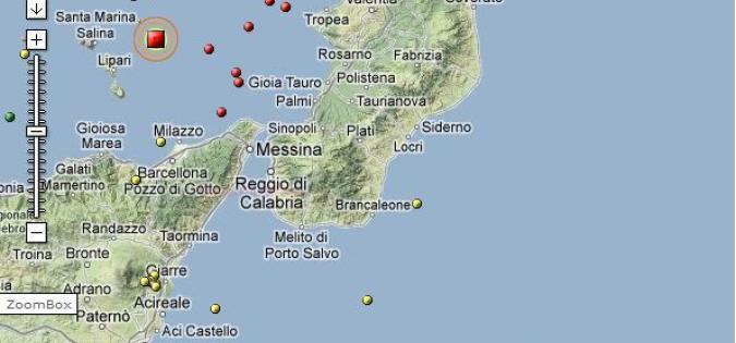 terremoto lipari