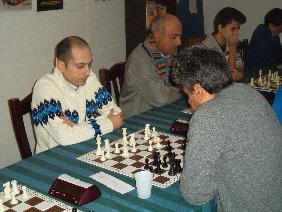 Giuseppe Panarello con Maurizio Aricò