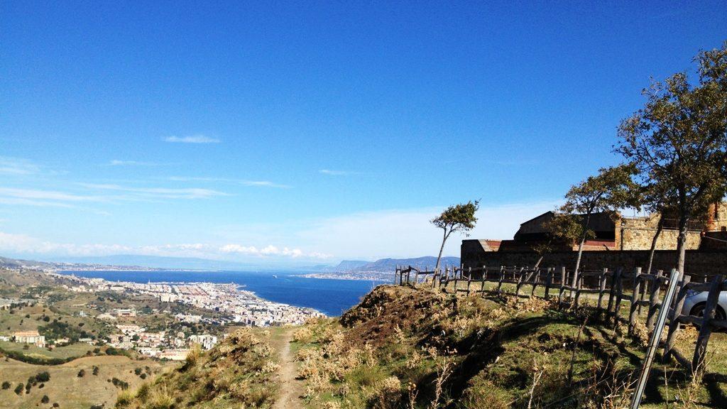 Forte Cavalli. Panorama