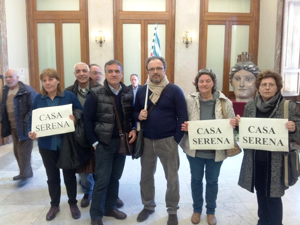 delegazione Casa Serena