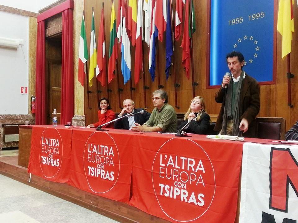 dibattito lista tsipras