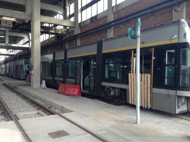 tram cannibalizzati