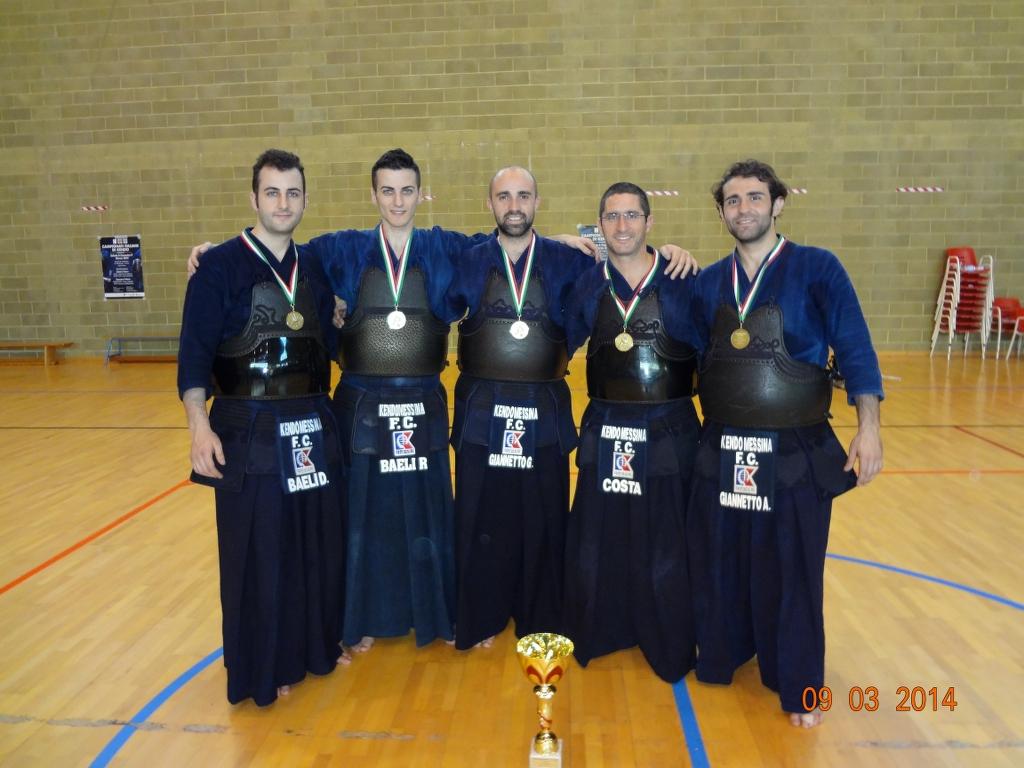 Campioni Italiani a squadre 2014