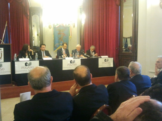 universita pegaso inaugurazione sede messina