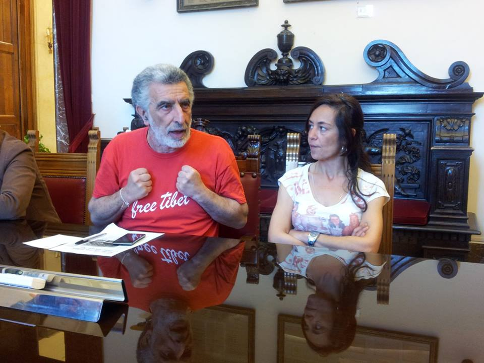 Accorinti e Clelia Marano