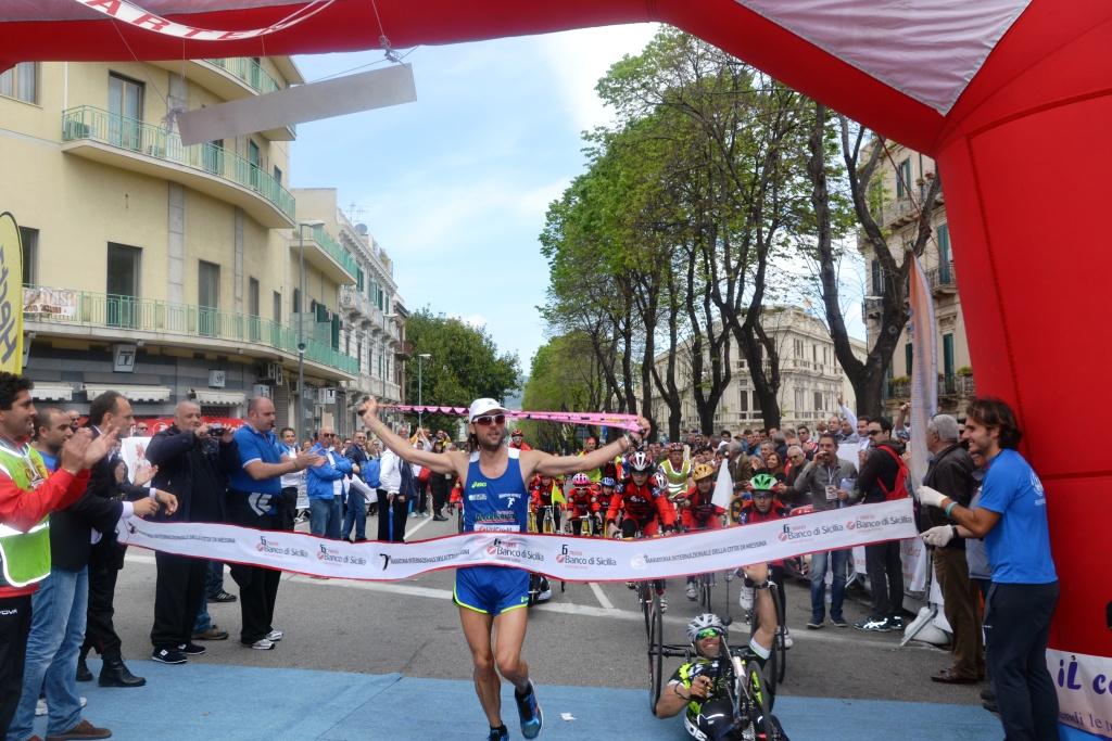 Arrivo Maratona