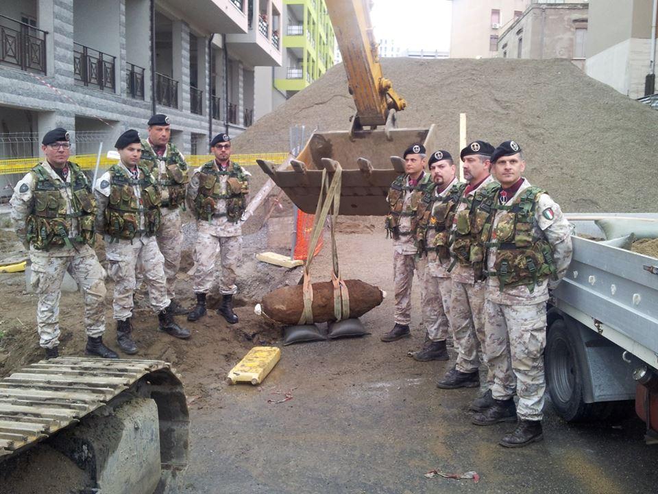 militari bomba