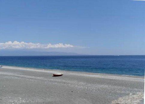 spiaggia messinese