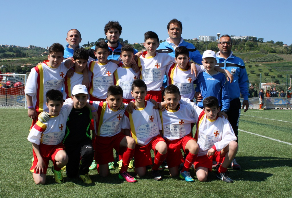 AGA Messina squadra Esordienti