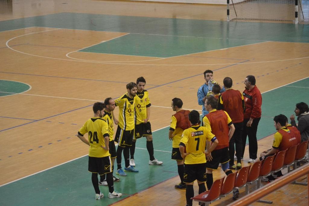 Time out Futsal Peloro Messina