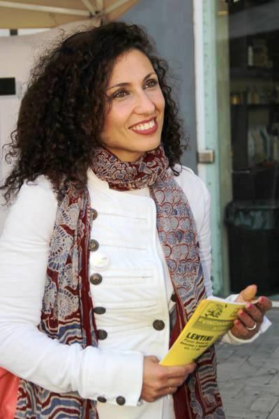 Maria Cristina Saija cinquestelles