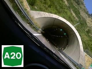 autostrada A20