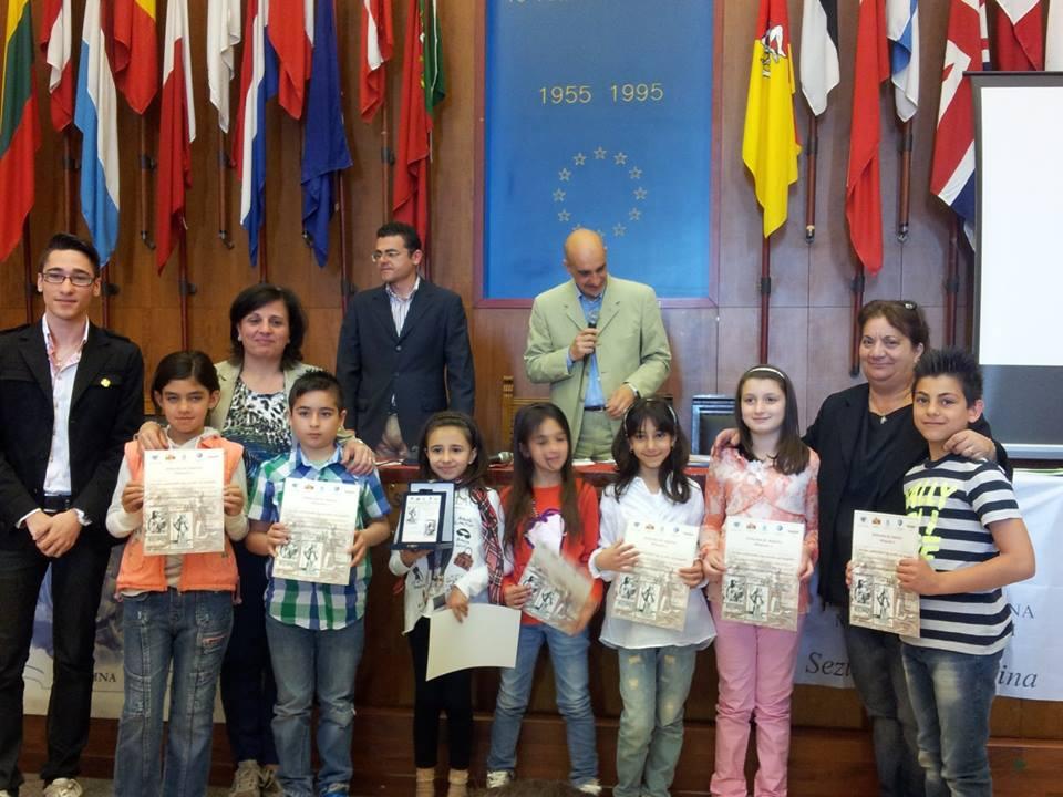 premio scuola San Francesco