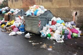 rifiuti III quartiere