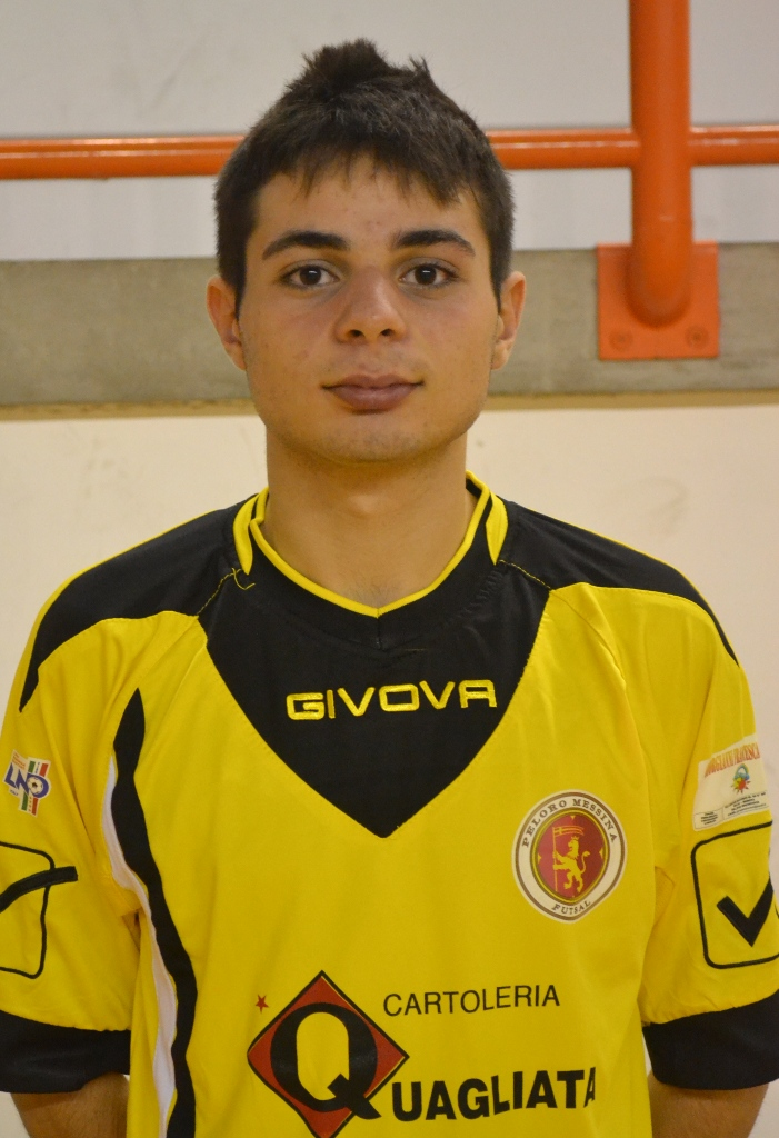 Antonino DAngelo Futsal Peloro Messina
