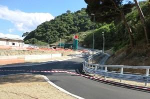 Foto uscita svincolo di Giostra - Messina
