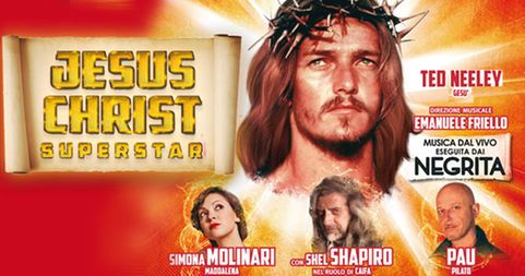 Jesus Christ Superstar manifesto 2014