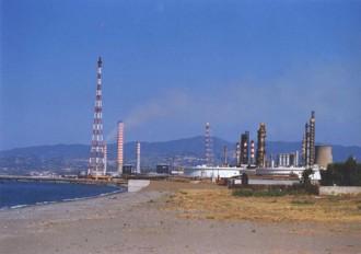 milazzo raffineria 2