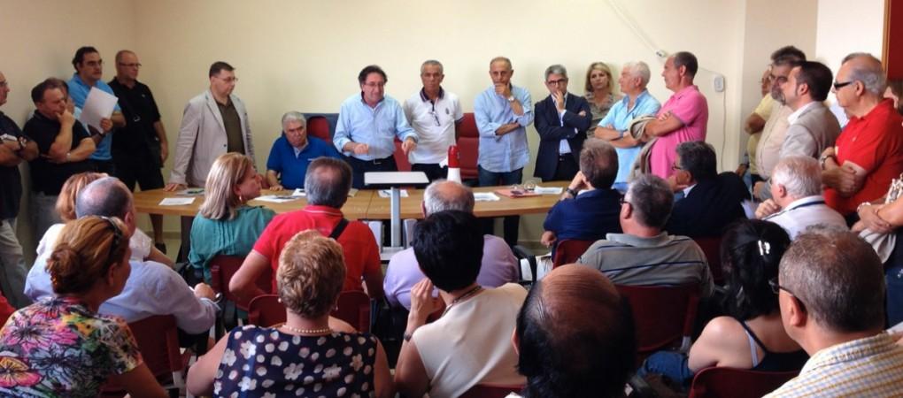assemblea lavoratori Piemonte