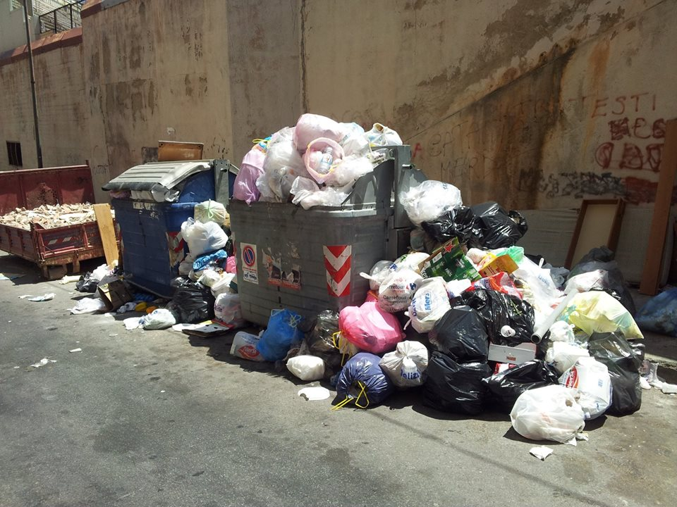 rifiuti luglio 2014