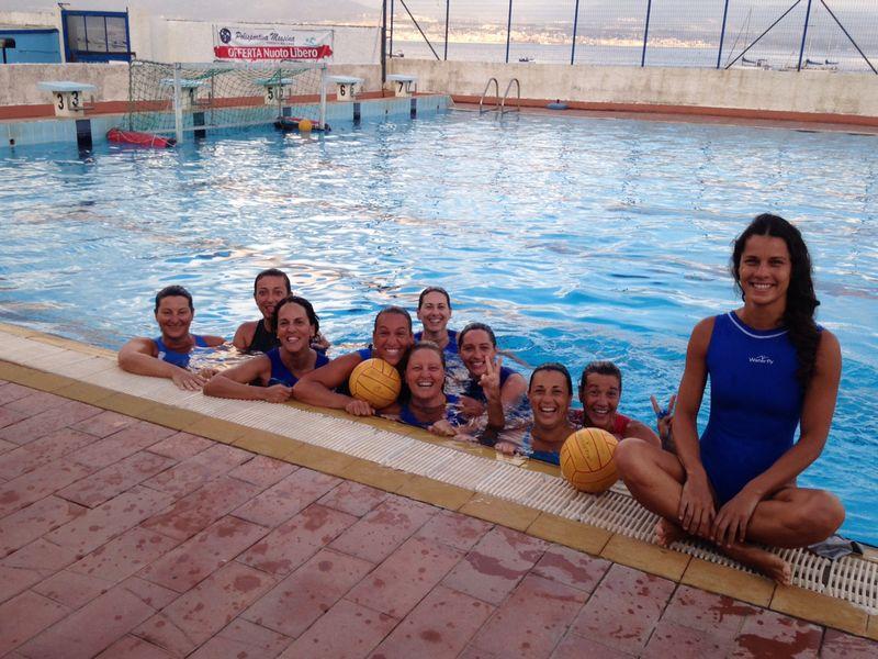 Polisportiva Messina femminile Master