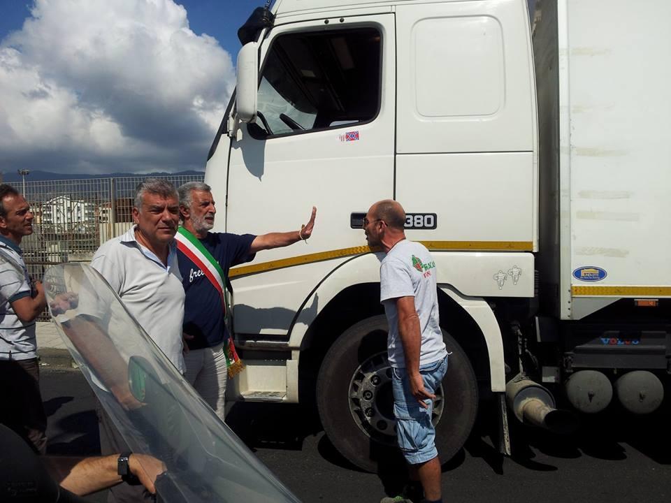 Accorinti camionista